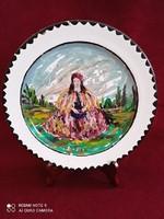 Régi Gránit, Kispest fali tányér