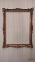 Aranyozott Blondel keret ràma képkeret festmény tükör keret szép àllapotban