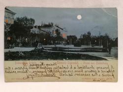 1900 Sopron képeslap