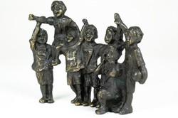 The champions-   Holland művész,  Astrid Veldhuyzen-Koppen (1952)  bronzszobra
