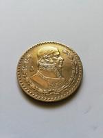 Ezüst 1 peso 1958