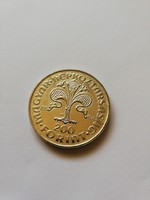 Az első magyar aranyforint emlékére