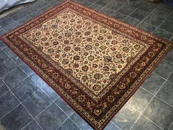 Gyapjú PERZSA szőnyeg - Tisztítva, 200 x 286 cm