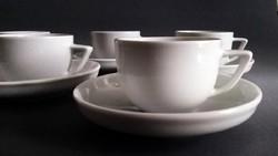 5x Rosenthal Bianchi Home design kávés csésze + alj