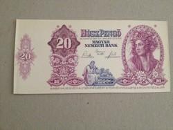 20 pengő 1941 - SZÍNPRÓBA