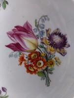 Meisseni porcelán tálka Marcolini időszak 1774 - 1814 eredeti kis sérüléssel!