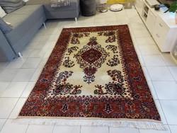 Bidjar takab bukan 140x220 kézi csomózású gyapjú perzsa szőnyeg ingyenes házhoz szállítással MM_728