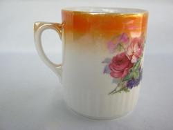 Zsolnay porcelán emlék bögre