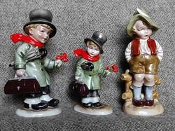 W&A Bertram - figurák