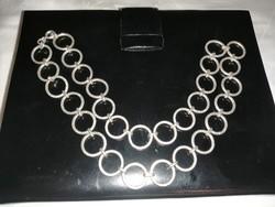 Egyedi ezüst nyaklánc 835