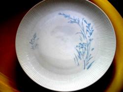 4 db Wunsiedel vadvirágos tányér egyben