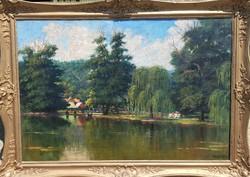 Balla Béla / Bódi tó