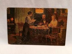 A.S.-M Leipzig Nr.291 Schutzmarke Renchée képeslap