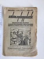 Vidám nyelvgyakorló 1930 szeptember Romániai magyar humoros lap