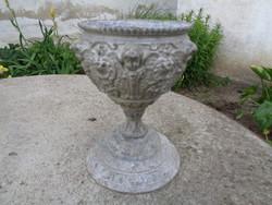 Antik ón kupa angyal fejekkel