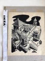 Szenes Róbert (1932-1971) tusrajza a Füles újság számára