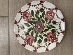 Hódmezővásárhelyi antik tányér NYARALÁSRA GYŰJTÖK