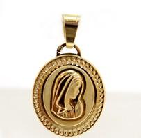 Arany Mária medál (ZAL-Au99367)