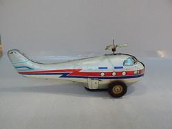Gyermekjáték,,lemez helikopter,,40 cm hosszú