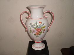 Régi Hollóházi nagy Váza