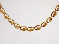 Arany nyaklánc (ZAL-Au99373)