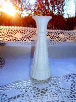 Opál üveg váza