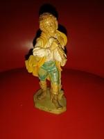 Olasz gumi szobor