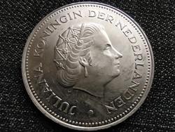 Hollandia A felszabadulás 25. évfordulója .720 ezüst 10 Gulden 1970 (id23367)