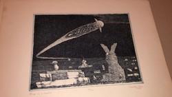 Szemethy Imre : Bingó és kométa (1983)