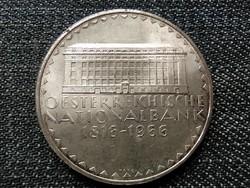 Ausztria A Nemzeti Bank 150. évfordulója szép .900 ezüst 50 Schilling 1966 (id23140)