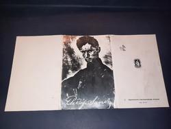 V. Nyilassy Vilma: Petőfi Sándor 8 darab 10 x 15 cm fotó mappában.3000.-Ft