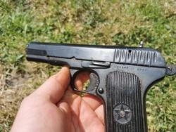 Orosz 1944-es TT pisztoly hatástalanítva
