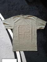 Új, zöld, S méretű(46-48) honvédségi pólók