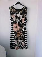 Szebbnél szebbek molett nálam Gerry Weber szépséges nyári ruha molett 46 48 50110-120 mell
