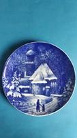 Royal bavaria 1976 porcelán faludísz