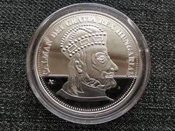 Királyi Koronák Utánveretben Könyves Kálmán 5 korona .999 ezüst PP (id23502)