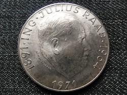 Ausztria Julius Raab születése 80. évfordulója szép .900 ezüst 50 Schilling 1971 (id23136)
