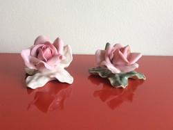 ENS porcelán rózsák