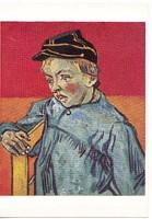 Képeslap / VINCENT VAN GOGH festménye /