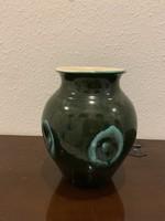Karcagi köcsög/ mázas váza