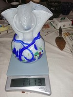 Muránói üveg váza