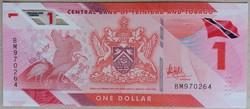 Trinidad és Tobago 1 Dollar 2020 UNC