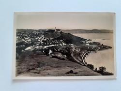 Régi képeslap 1942 Tihany