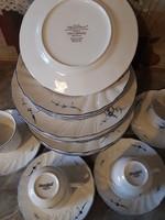 Villeroy és Boch tányérok és csészék