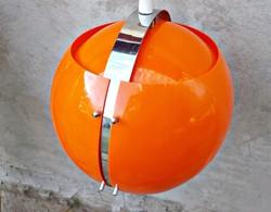 Harvey Guzzini UFO lámpa Mid Century