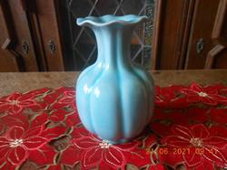 Zsolnay eozin alapmázas váza