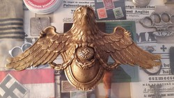 RiTKA! Német, náci RÉZ birodalmi sas! Fali, vagy ajtó dísz?