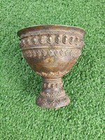 Nagyon ritka,antik tibeti kupa!