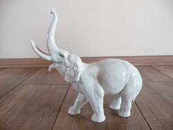 ENS porcelán elefánt