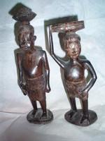 Vintage afrikai fafaragás